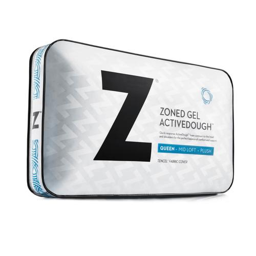 Zoned ActiveDough + Cooling Gel Queen