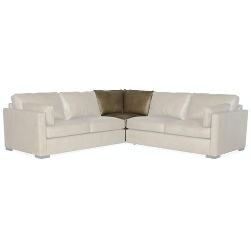 Living Room Romiah Corner Wedge