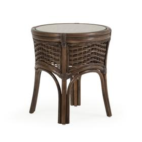 """19.75"""" Round End Table"""