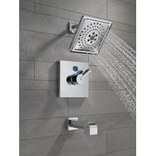 Chrome Flange - Shower