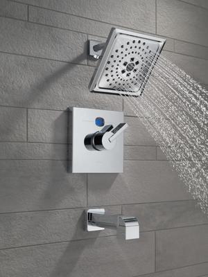 Chrome Flange - Shower Product Image
