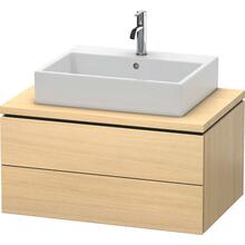 Vanity Unit For Console, Mediterranean Oak (real Wood Veneer)