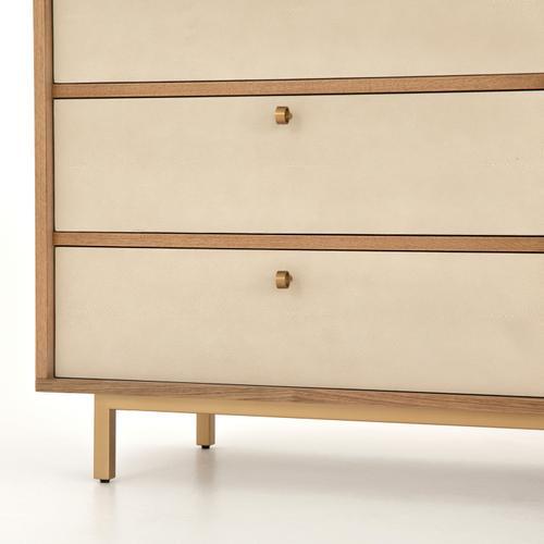 Abiline 6 Drawer Dresser