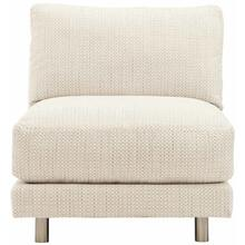 See Details - Dakota Armless Chair