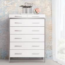 View Product - 7 Drawer Vertical Storage Cabinets-chest of Drawers