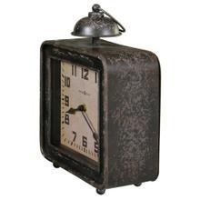 Howard Miller Collins Metal Mantel Clock 635194