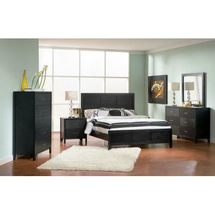 Grove Transitional Queen Five-piece Bedroom Set