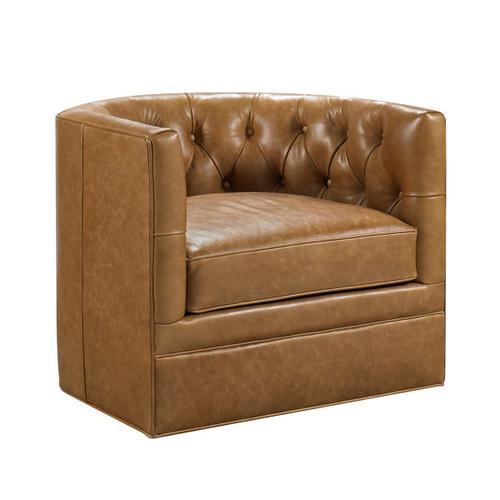 Classic Home - Arlington Swivel Accent Chair