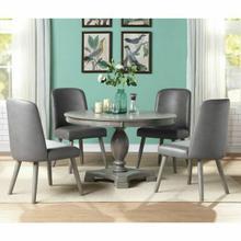 ACME Waylon Dining Table - 72205 - Gray Oak