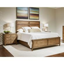 Bluffton Panel Bed - Queen / Southlake