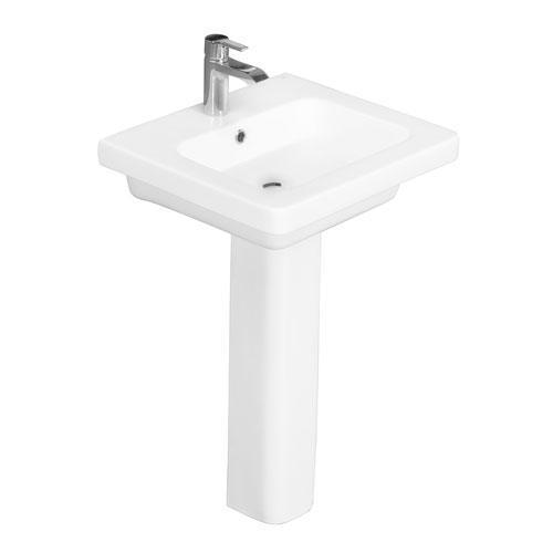 Resort 500 Pedestal Lavatory - Single-Hole