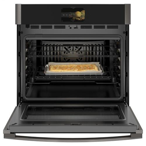 "GE Profile™ 30"" Smart Built-In Convection Single Wall Oven with Air Fry and Precision Cooking"