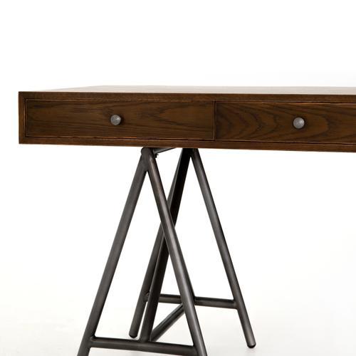 Lilith Desk-spiced Oak