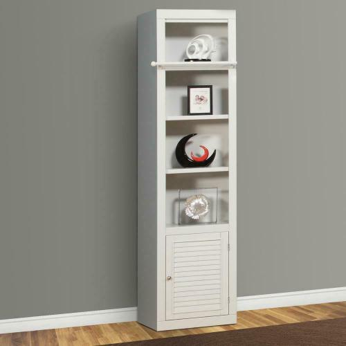 Parker House - BOCA 22 in. Open Top Bookcase
