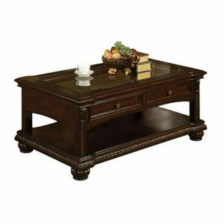 ACME Anondale Coffee Table - 10322 - Cherry
