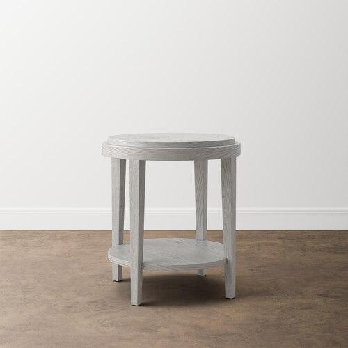 Ventura Round End Table