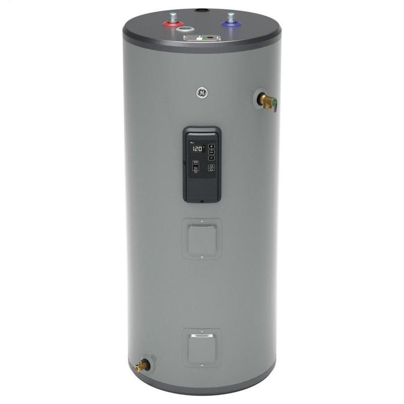 GE® Smart 40 Gallon Short Electric Water Heater
