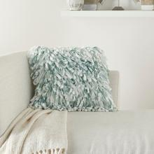 """See Details - Life Styles Dc256 Seafoam 20"""" X 20"""" Throw Pillow"""