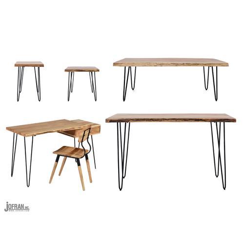 Jofran - Nature's Edge Desk W/drawer 54x22x30 - Natural