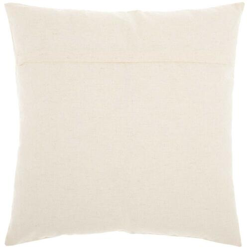 """Trendy, Hip, New-age Rn010 Natural 18"""" X 18"""" Throw Pillow"""