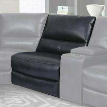 View Product - SAMSON - BANNER NAVY Armless Recliner