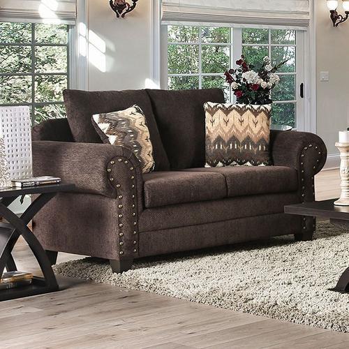 Furniture of America - Julian Love Seat