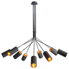 Ambition Ceiling Lamp Black