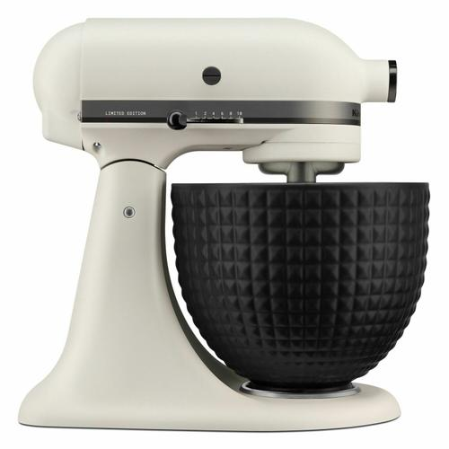 KitchenAid - Artisan® Series 5 Quart Limited Edition Stand Mixer with Ceramic Bowl - Light and Shadow