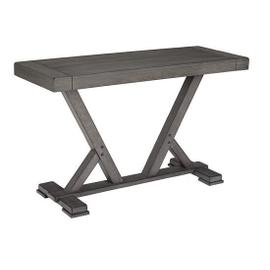 Sofa/Console Table - Harbor Gray Finish