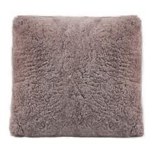 Hunter Wool Pillow Purple