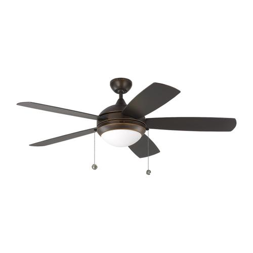 "52"" Discus Outdoor Fan - Roman Bronze"