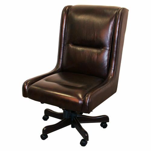 Parker House - DC#108-CI - DESK CHAIR Leather Desk Chair
