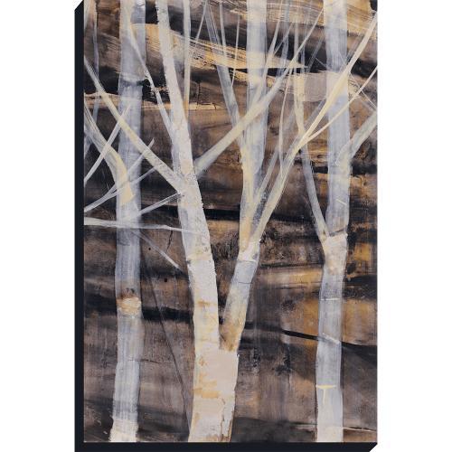 Silver II - Gallery Wrap