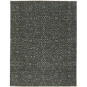 Ethereal Steel Hand Knotted Rugs