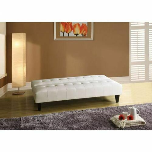 ACME Conrad Adjustable Sofa - 05858 - White PU