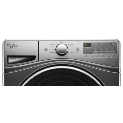 Whirlpool - 4.5 cu.ft Front Load Washer with ColorLast , 11 cycles