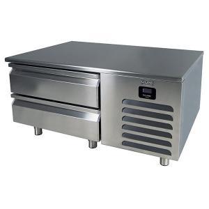 "U-Line48"" Refrigerator Base With Stainless Solid Finish (115v/60 Hz Volts /60 Hz Hz)"