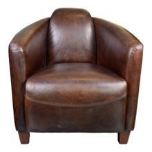 Salzburg Club Chair Brown