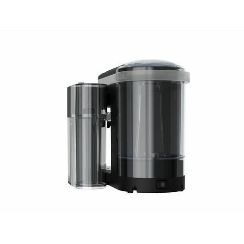 KitchenAid Canada - Semi-Automatic Espresso Machine and Automatic Milk Frother Attachment - Black Matte