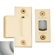 Satin Nickel Adjustable Roller Latch
