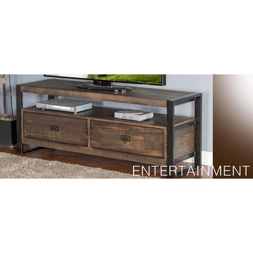 "Homestead 54"" TV Console"