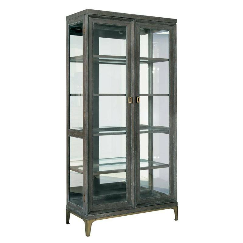2-3827 Edgewater Display Cabinet