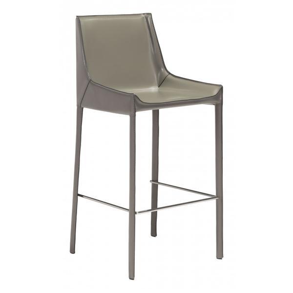 Fashion Bar Chair Gray