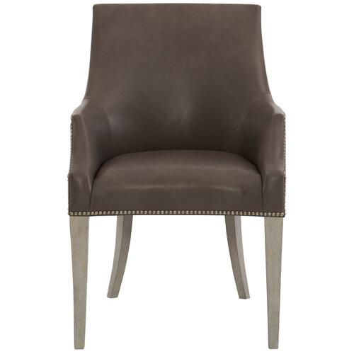 Keeley Leather Dining Chair