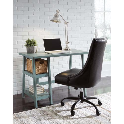 Mirimyn Home Office Small Desk Multi