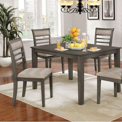 See Details - Taylah 5 Pc. Dining Table Set