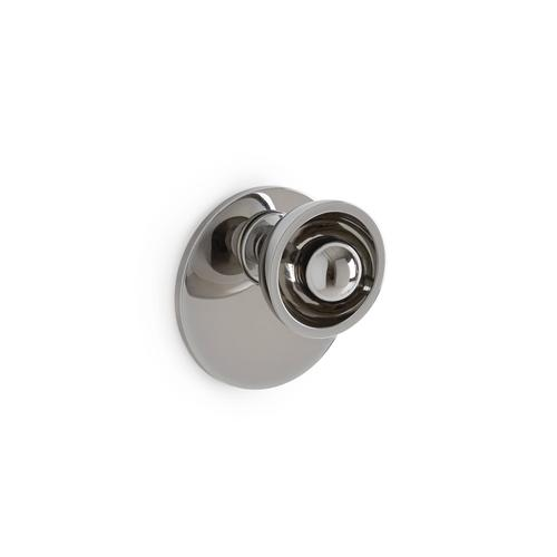 Black Pearl Saturn Door Knob