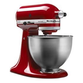 Ultra Power® Series 4.5-Quart Tilt-Head Stand Mixer Empire Red