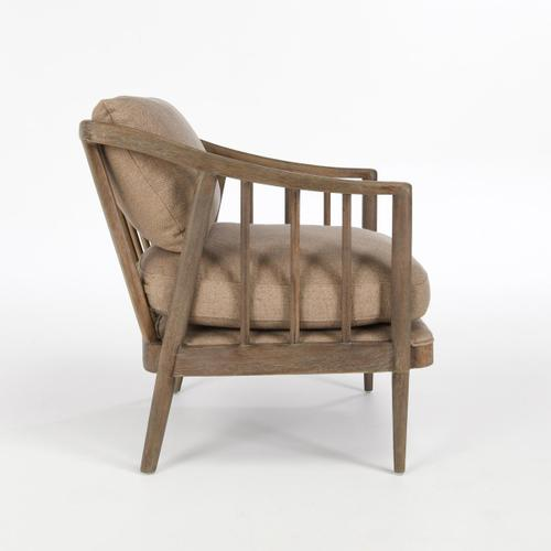 Classic Home - Maurice Accent Chair Wheat