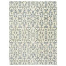 View Product - Siam-Ikat Ivory Blue